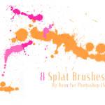 Nuux Splatter Brushes