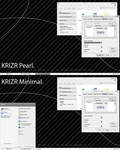 KRIZR Visual Style 1.4.5 by Nuux