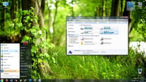 Windows 7 PSD