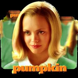 Pumpkin (2002) Movie Folder Icon