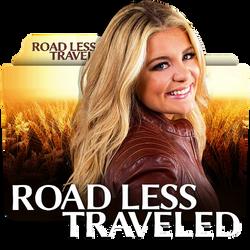 Road Less Traveled (2017) Movie Folder Icon