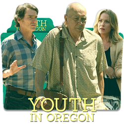 Youth In Oregon (2016) Movie Folder Icon