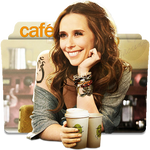 Cafe (2011) Movie Folder Icon