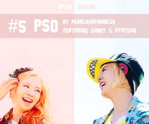 #5 PSD by Pearlshafirablue - Pink Summer