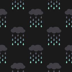 Raindrops Keep Fallin' On My Head - Free Tiled BG