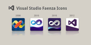 Visual Studio Faenza Icons by wheell33