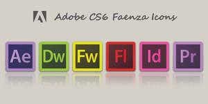 Adobe CS6 Faenza Icons by wheell33