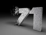 Shattering chrome 71 by iskander71