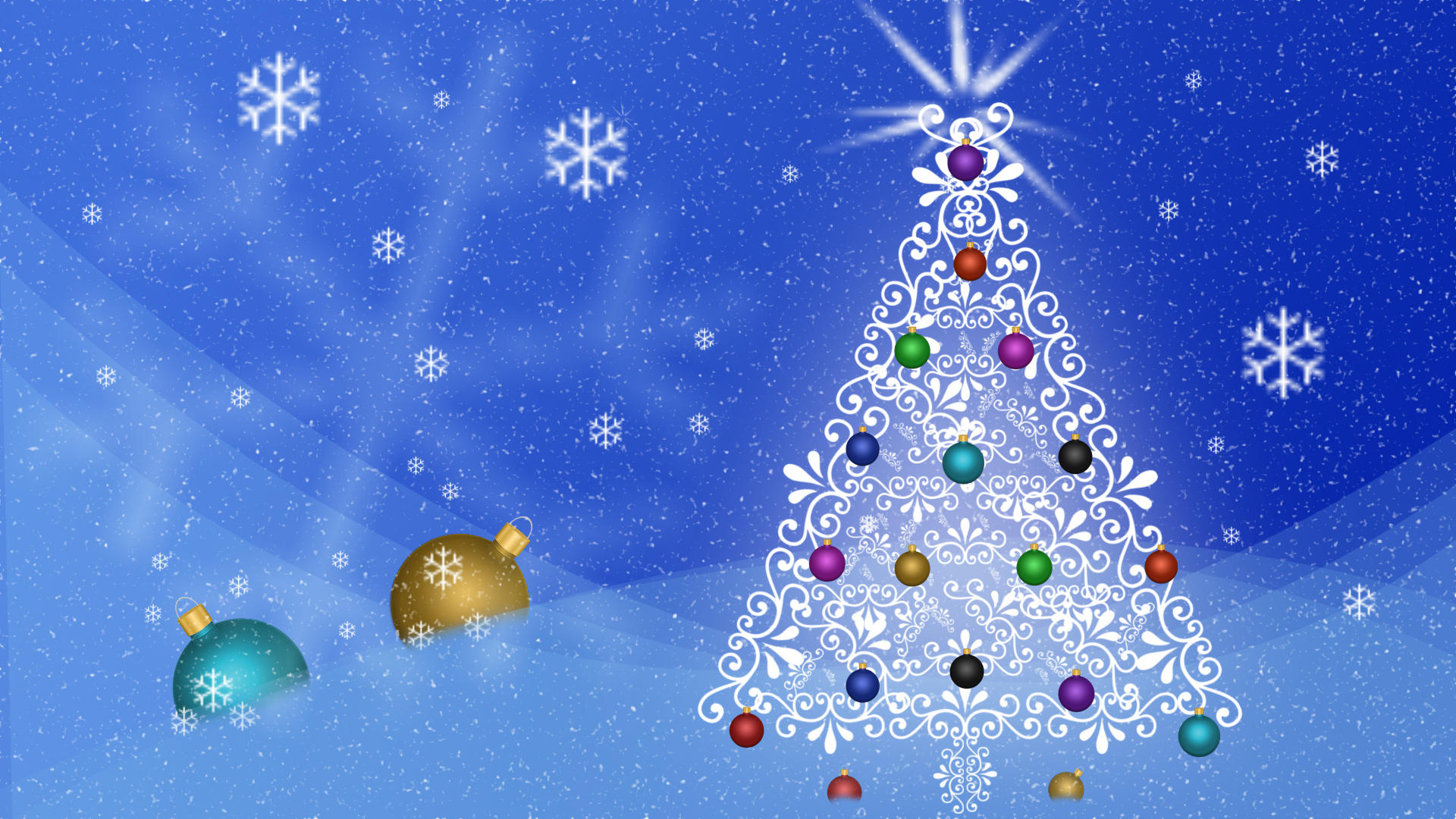 Delightful Christmas Tree Scenery Part - 2: Christmas Tree By Oxygenhazard Christmas Tree By Oxygenhazard