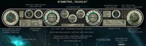 TACHO001 - sysmetrix skin