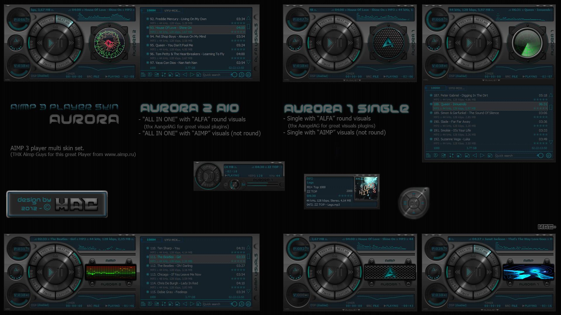 aimp3 download skins