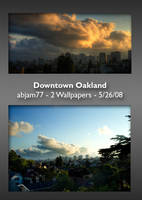 Oakland Sunset Pack by abjam77