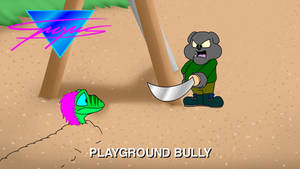 Guyus and playground bully (animated shortfilm) by GWKTM