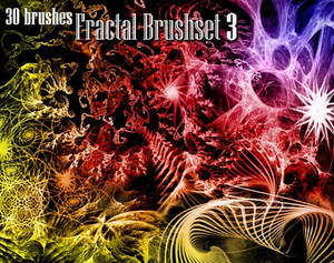 Fractal brushes 3