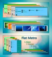 Flat Metro Update by s4r1n994n