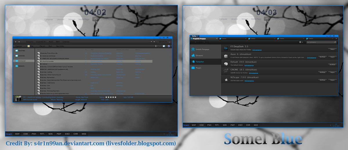 Siwur Grey for Windows 7