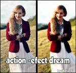 action efect dream