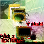 3 textures pack