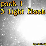 3 light flash