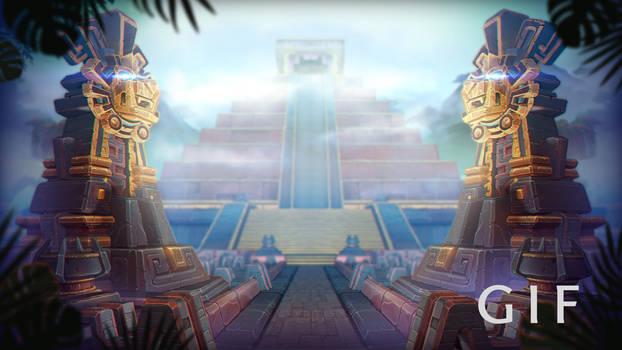 Aztec Exterior