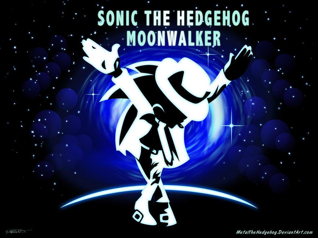 Sonic the hedgehogs moonwalker fast or not song by supershadic135