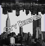 City Brushes by TheCaptainSteve