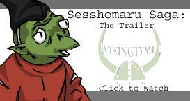 Sesshomaru Saga: The Trailer