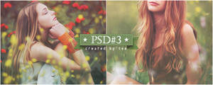 Coloring PSD-3