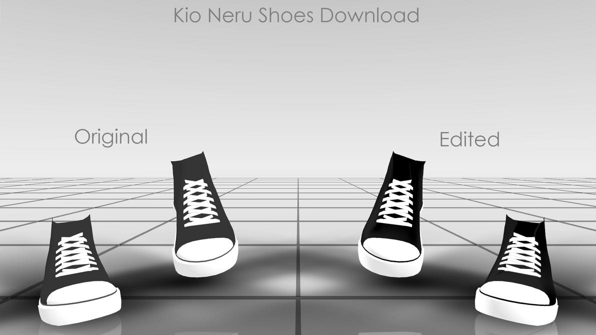 Anime Tennis Shoes