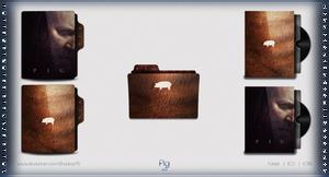 Pig Folder Icon