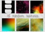 random textures by Madika555
