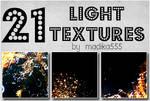 21 Light textures