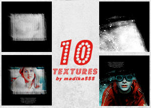 10 textures by Madika555