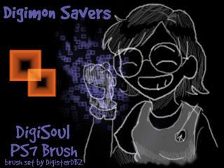DigiSoul PS7 Brushes by digistardbz