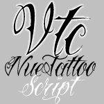Vtc-Nue Tattoo Script by wolfbainx