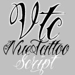 Vtc-Nue Tattoo Script