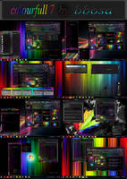 colourfull7 themes by bbosa by bbosa