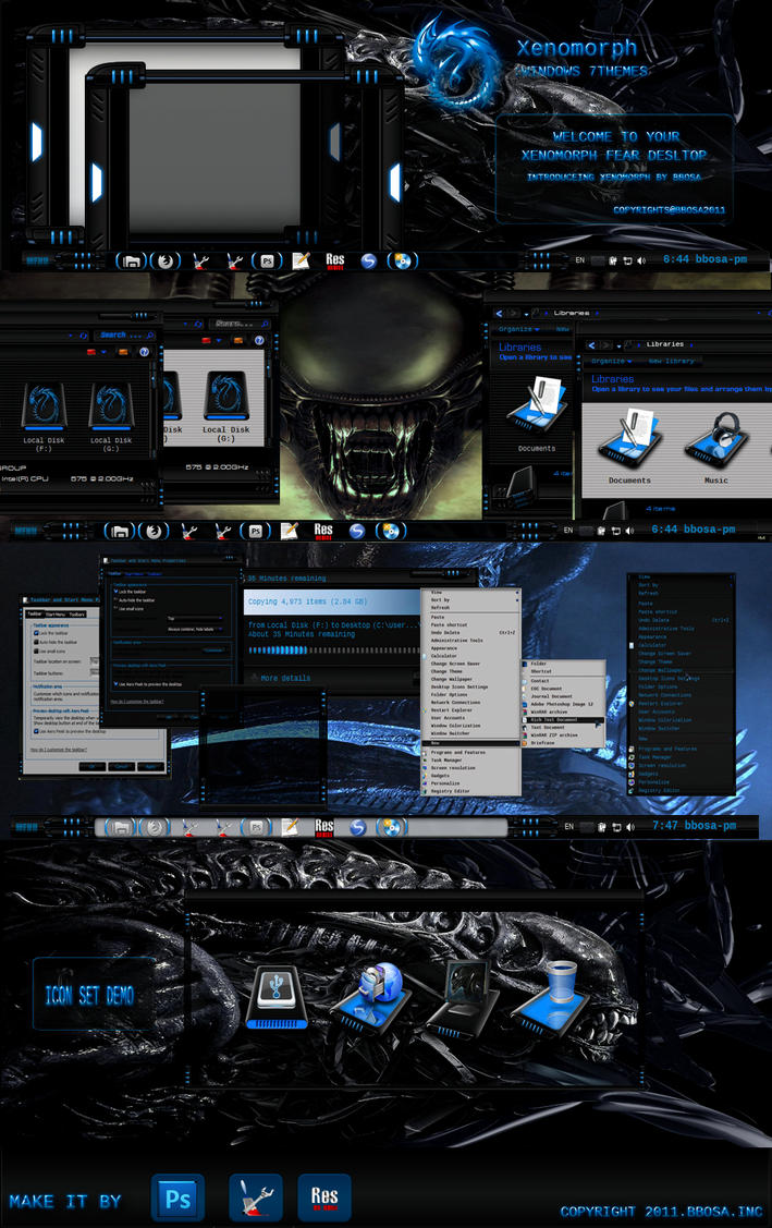 themes for computer