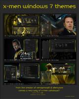X-MEN  W7 themes by bbosa by bbosa