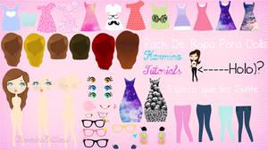 +Pack Para Editar Tus Dolls -KarminaTutorials