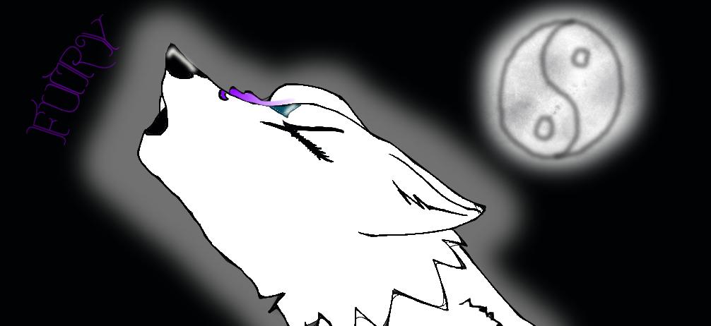 fury howling by evathekerr