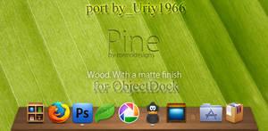 Pine_port for ObjectDock