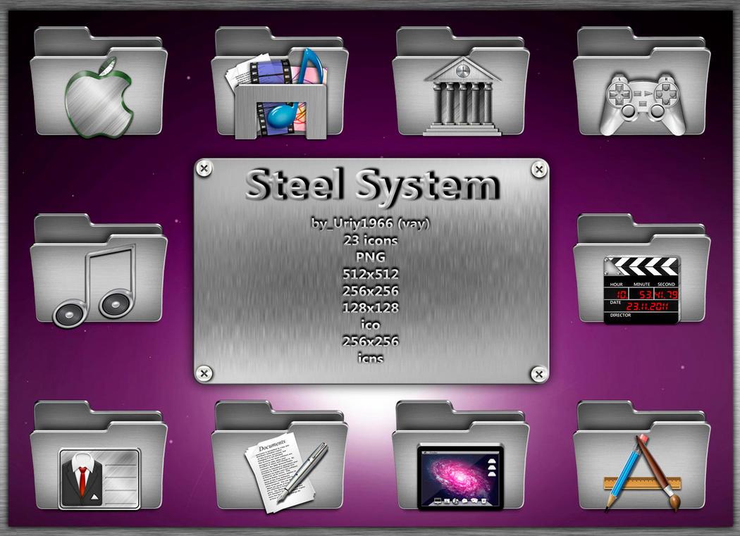Steel System by Uriy1966