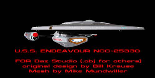 Endeavour by Kirtemor
