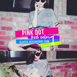 pink dot by slaysx
