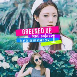 greened up by slaysx