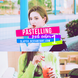 pastelling by slaysx