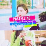 pastelling
