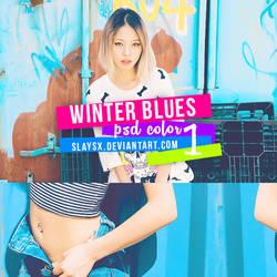 winter blues by slaysx