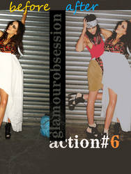Action Num6 by GlamourObsession